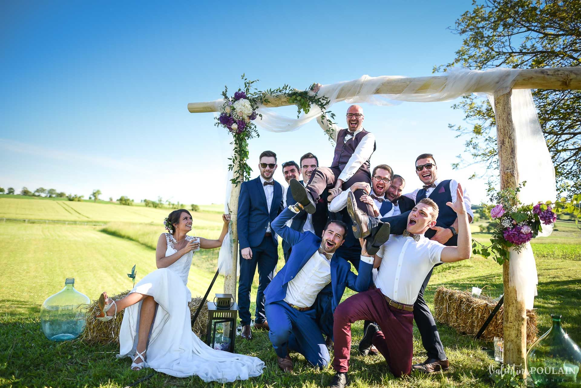 Mariage convivial Saverne - Valentine Poulain fun