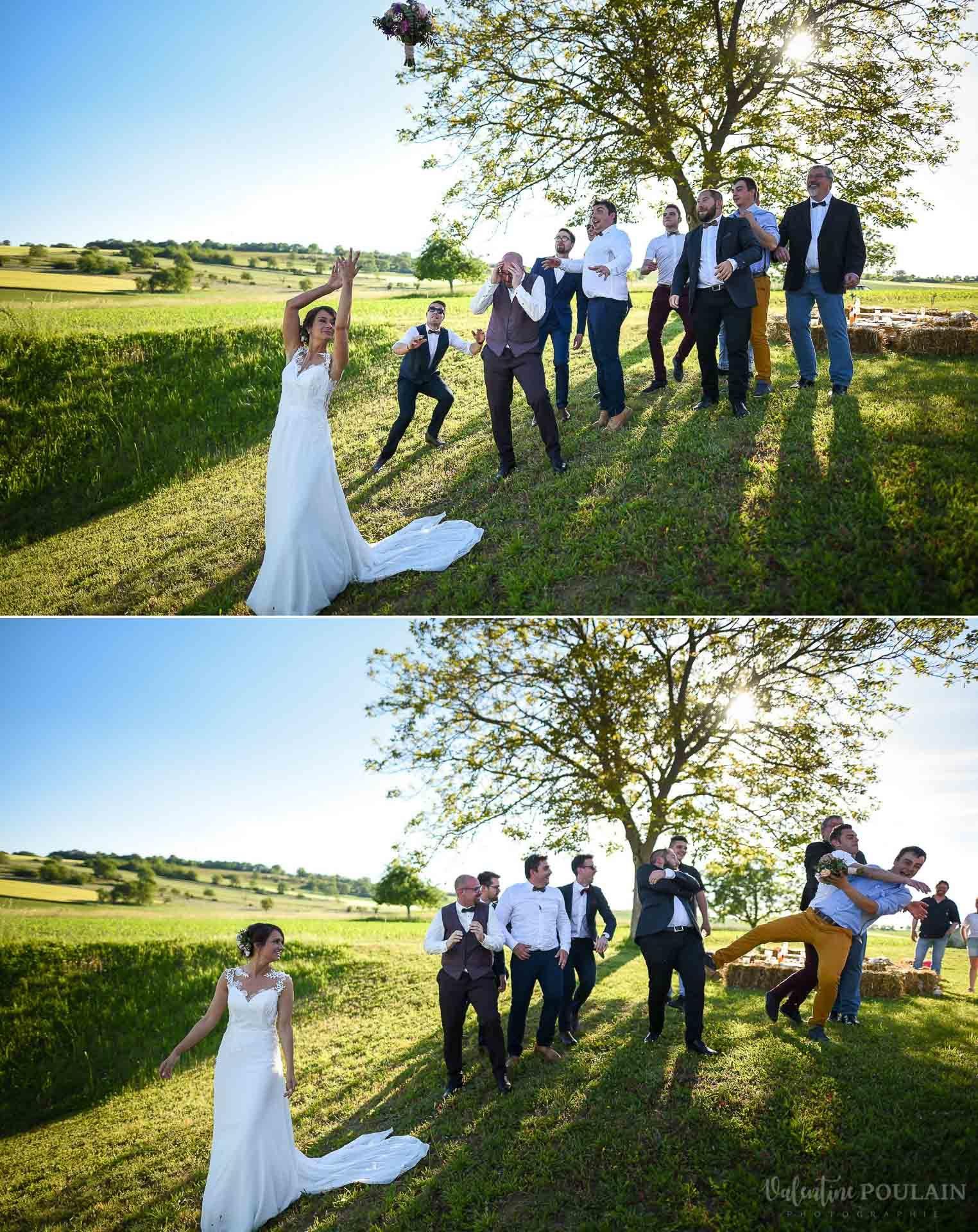 Mariage convivial Saverne - Valentine Poulain hommes