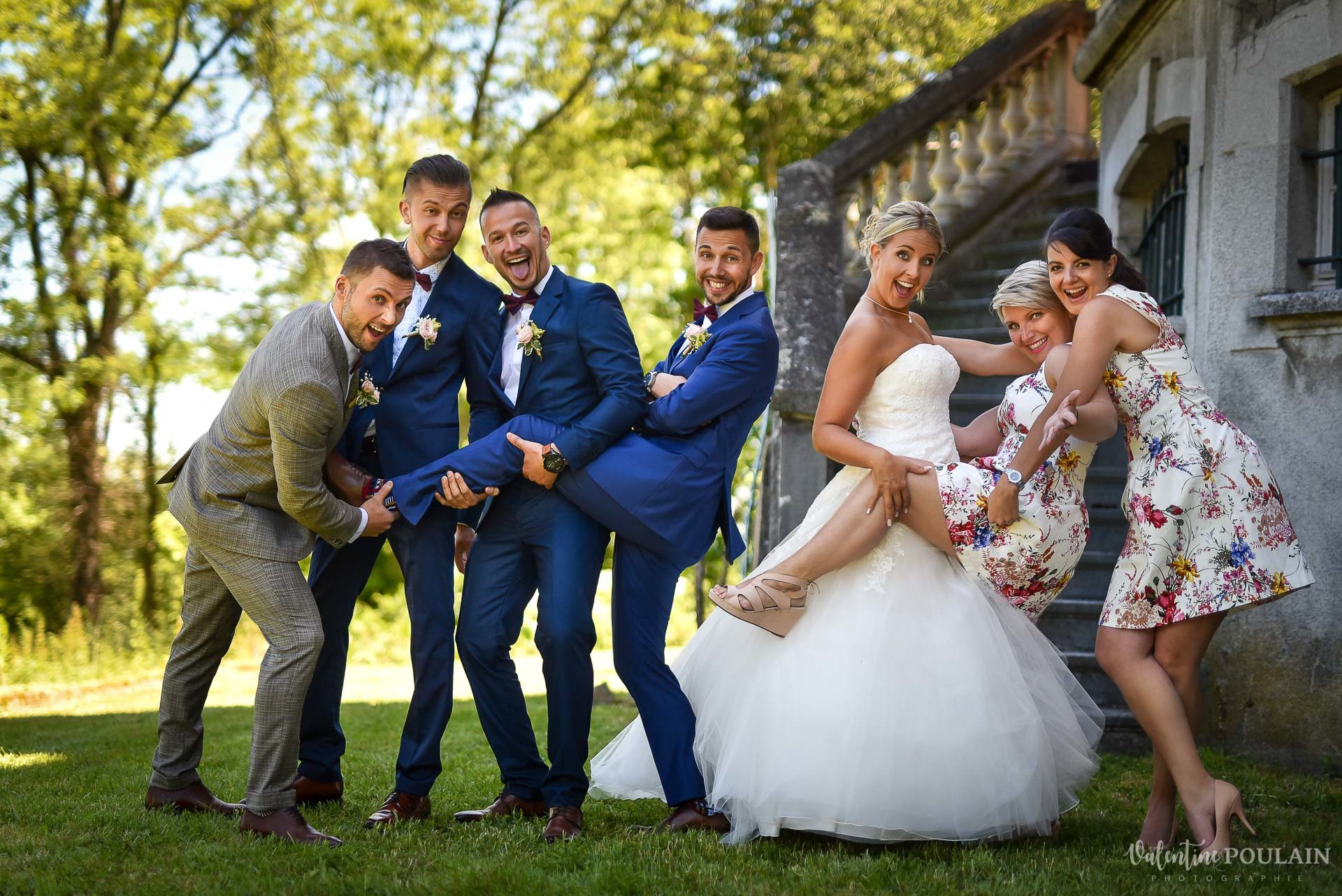 Mariage fun Petit Wettolsheim - Valentine Poulain rocknroll