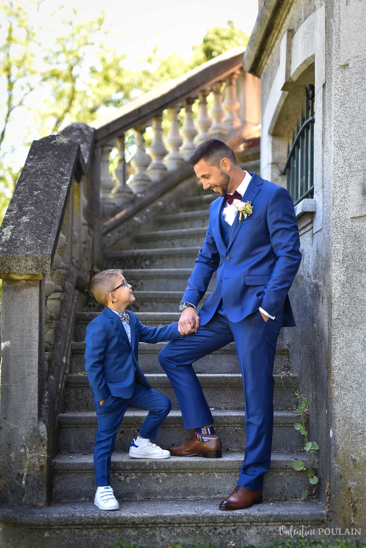 Mariage fun Petit Wettolsheim - Valentine Poulain garçons