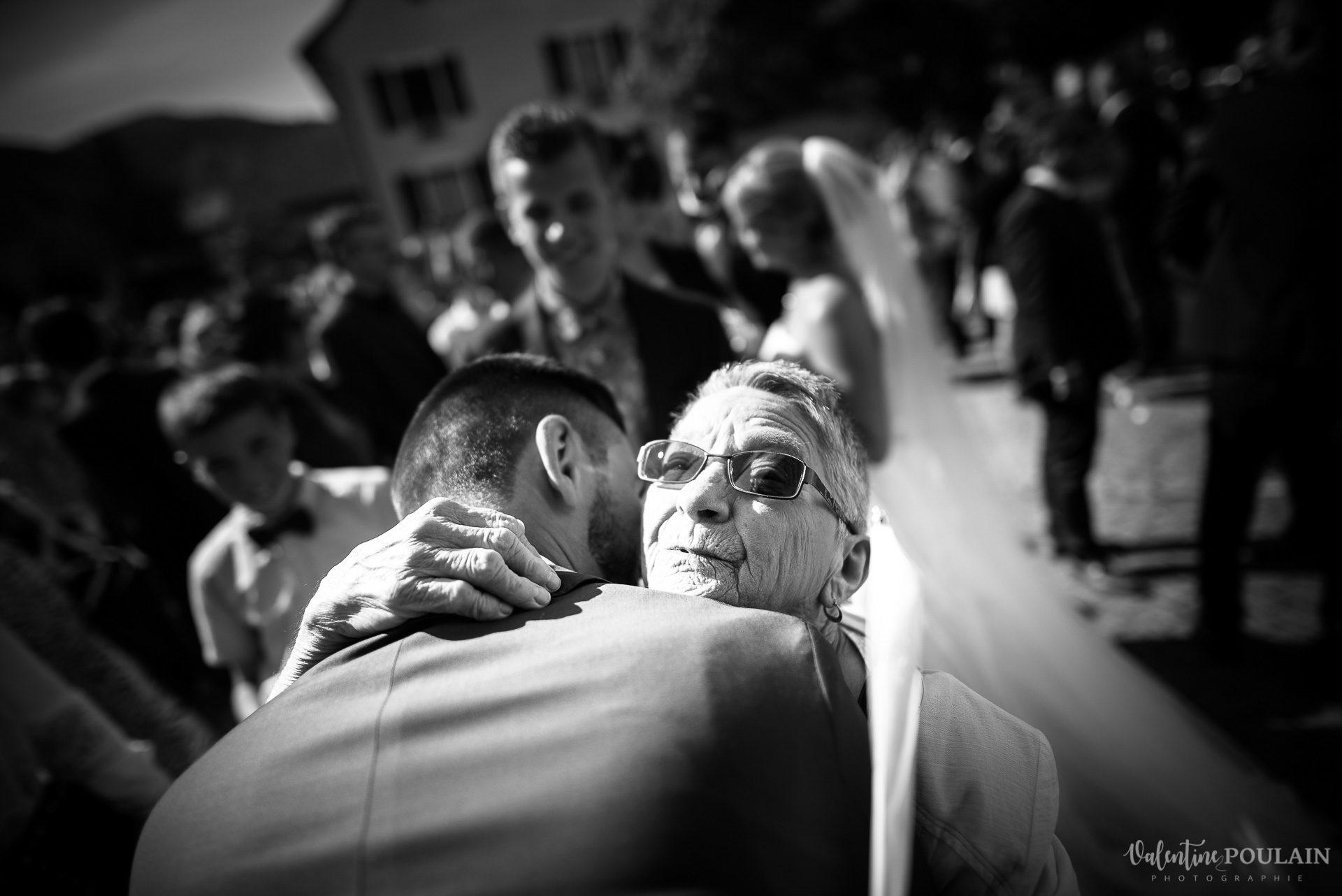 Mariage fun Petit Wettolsheim - Valentine Poulain mamy