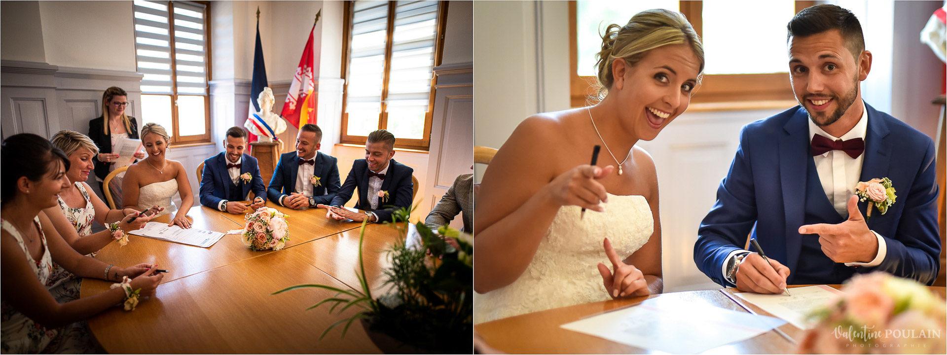 Mariage fun Petit Wettolsheim - Valentine Poulain oh yeah