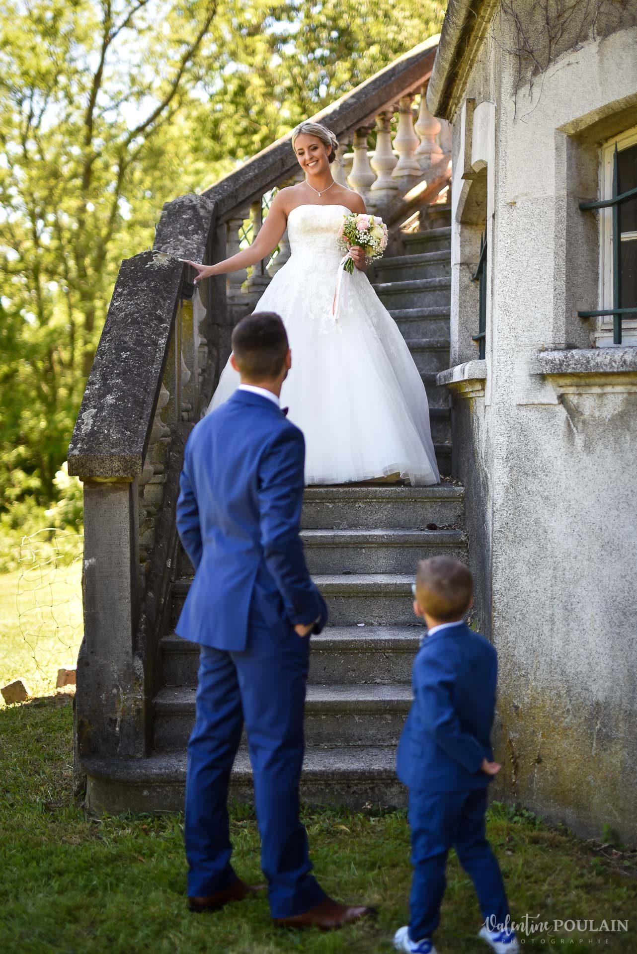 mariage fun petit wetto princesse