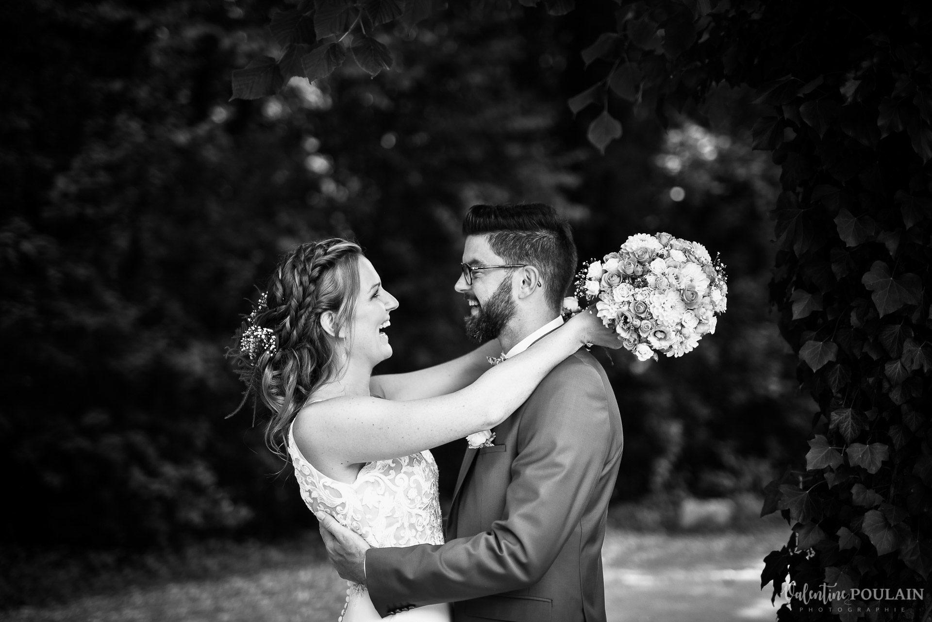 Mariage basketteurs - Valentine Poulain découvrir