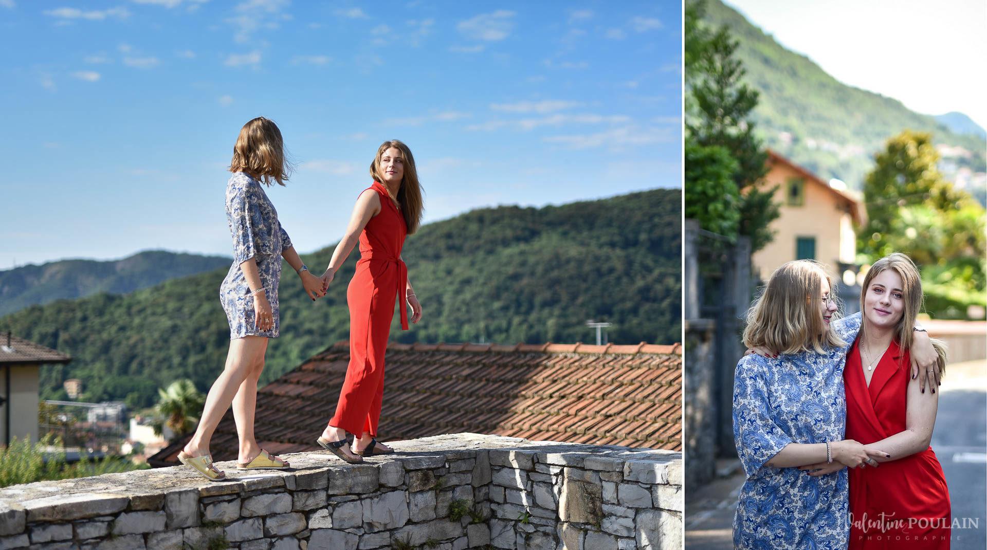 Shooting soeurs Italie - Valentine Poulain couleur