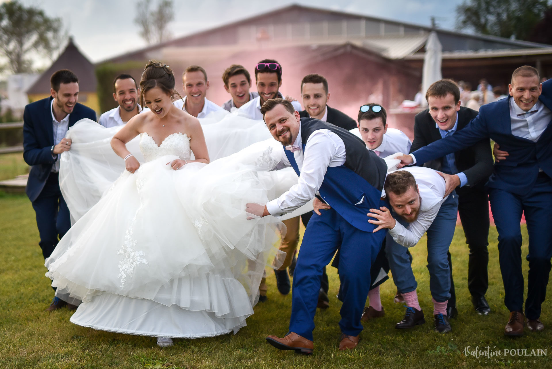Mariage cool ferme weyerbach - Valentine Poulain yes