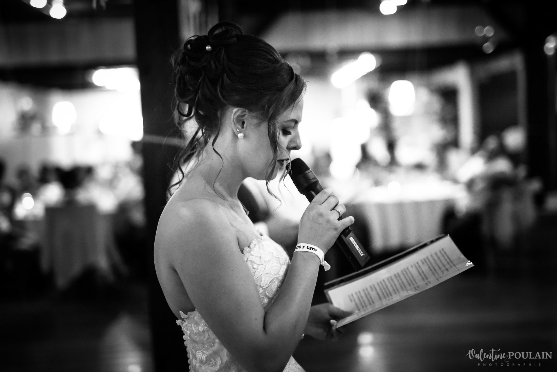 Mariage cool ferme weyerbach - Valentine Poulain discours