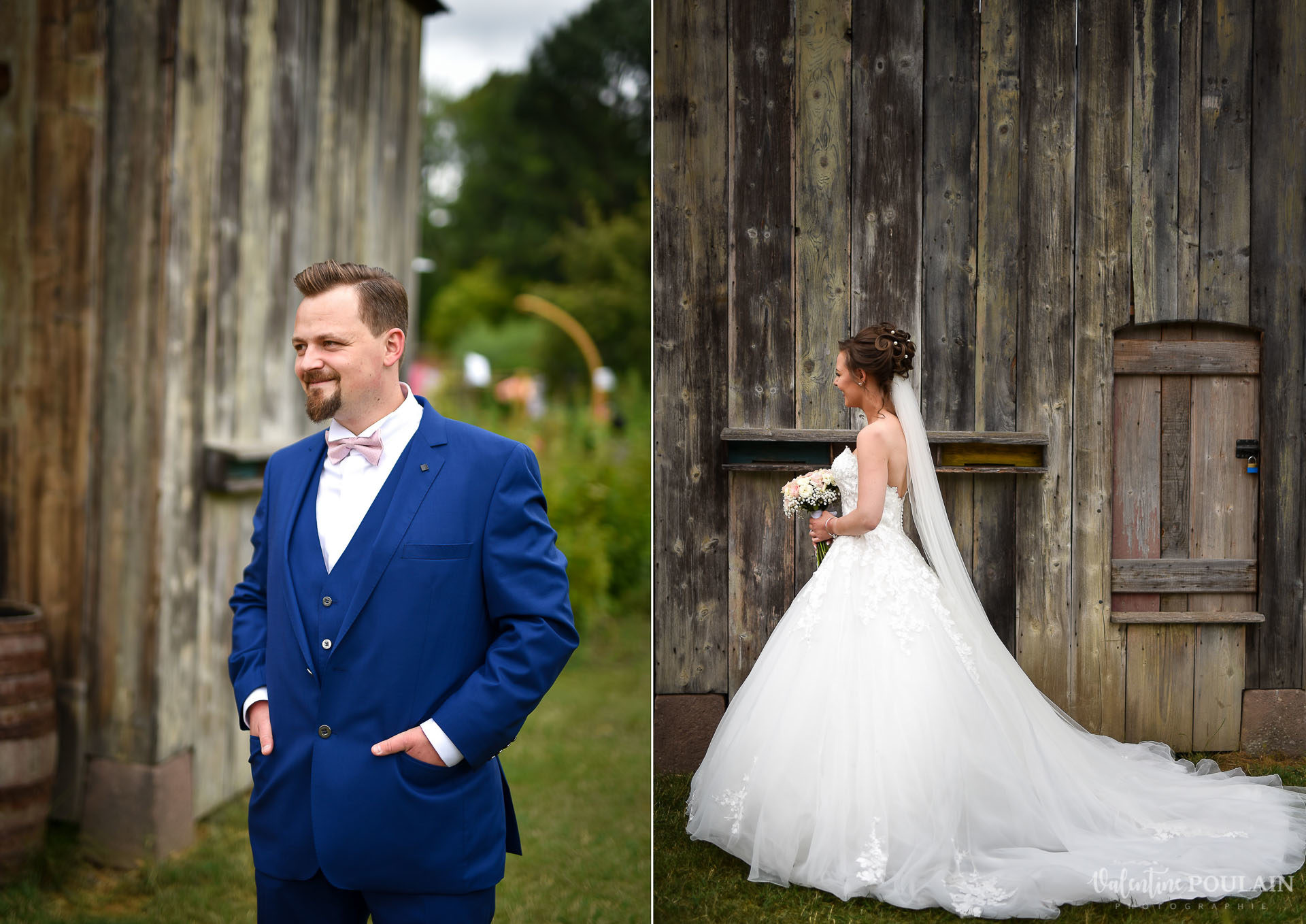 Mariage cool ferme weyerbach - Valentine Poulain duo