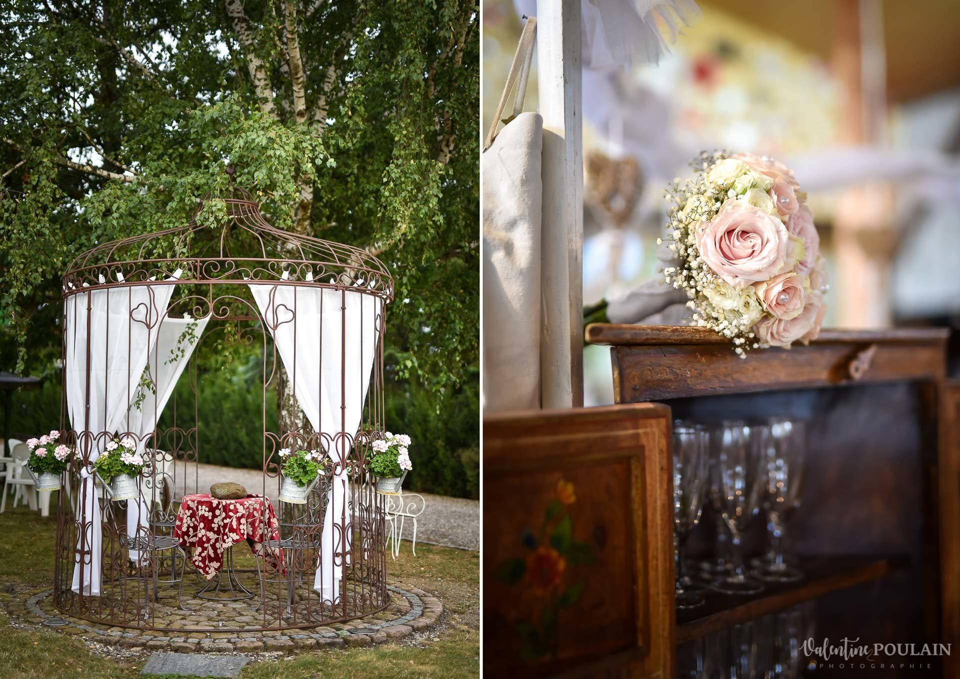 Mariage cool ferme weyerbach - Valentine Poulain décoration