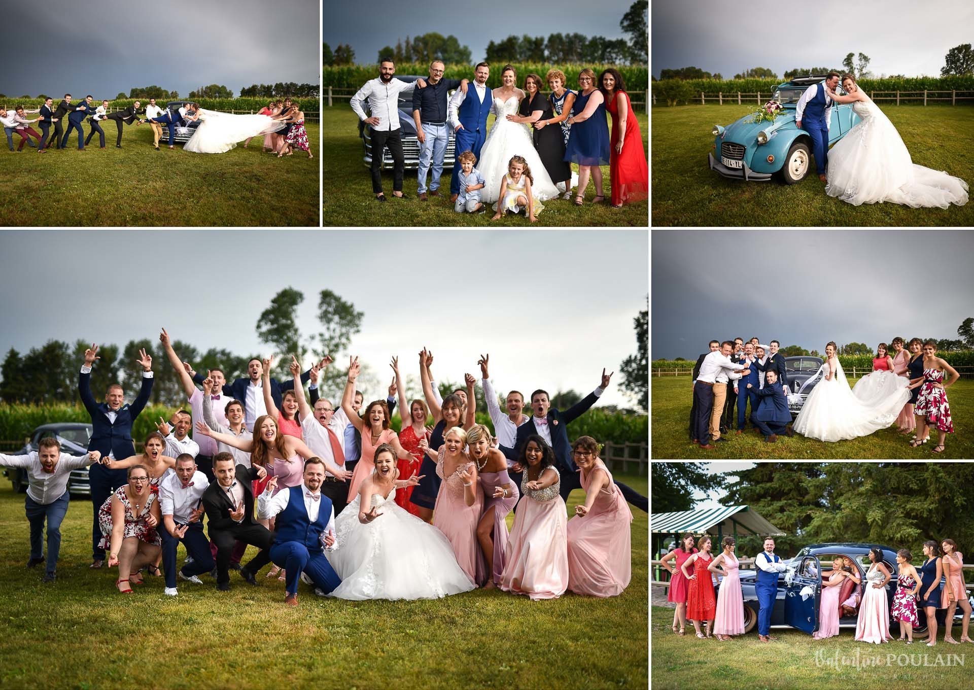 Mariage cool ferme weyerbach - Valentine Poulain groupes