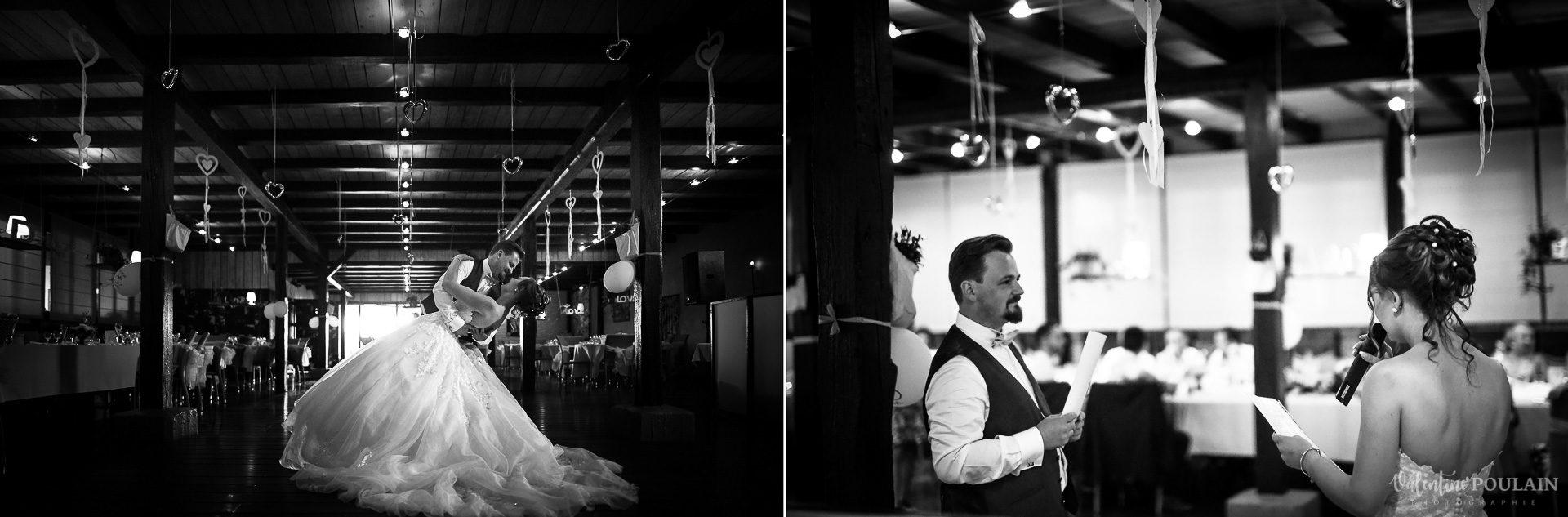 Mariage cool ferme weyerbach - Valentine Poulain n&b