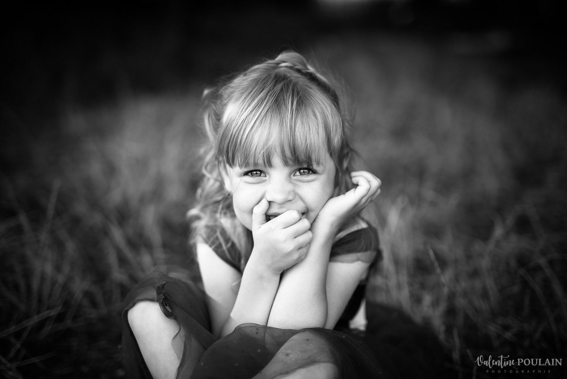 portrait rire - Valentine Poulain