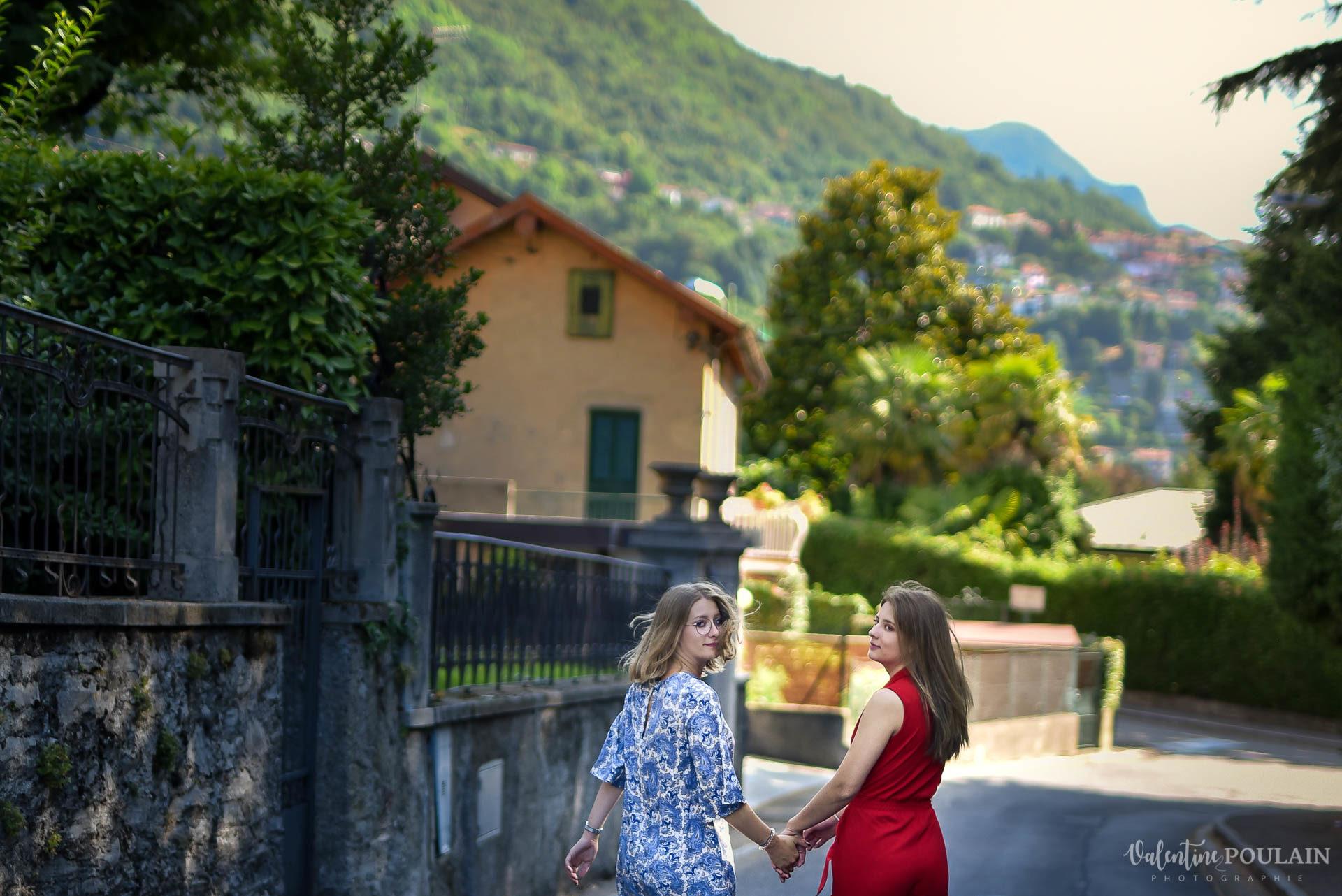 soeurs italie - Valentine Poulain