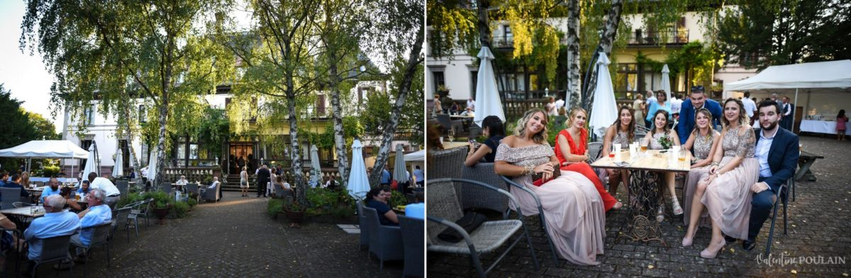Mariage romantique Domaine Beaupré - Valentine Poulain lieu