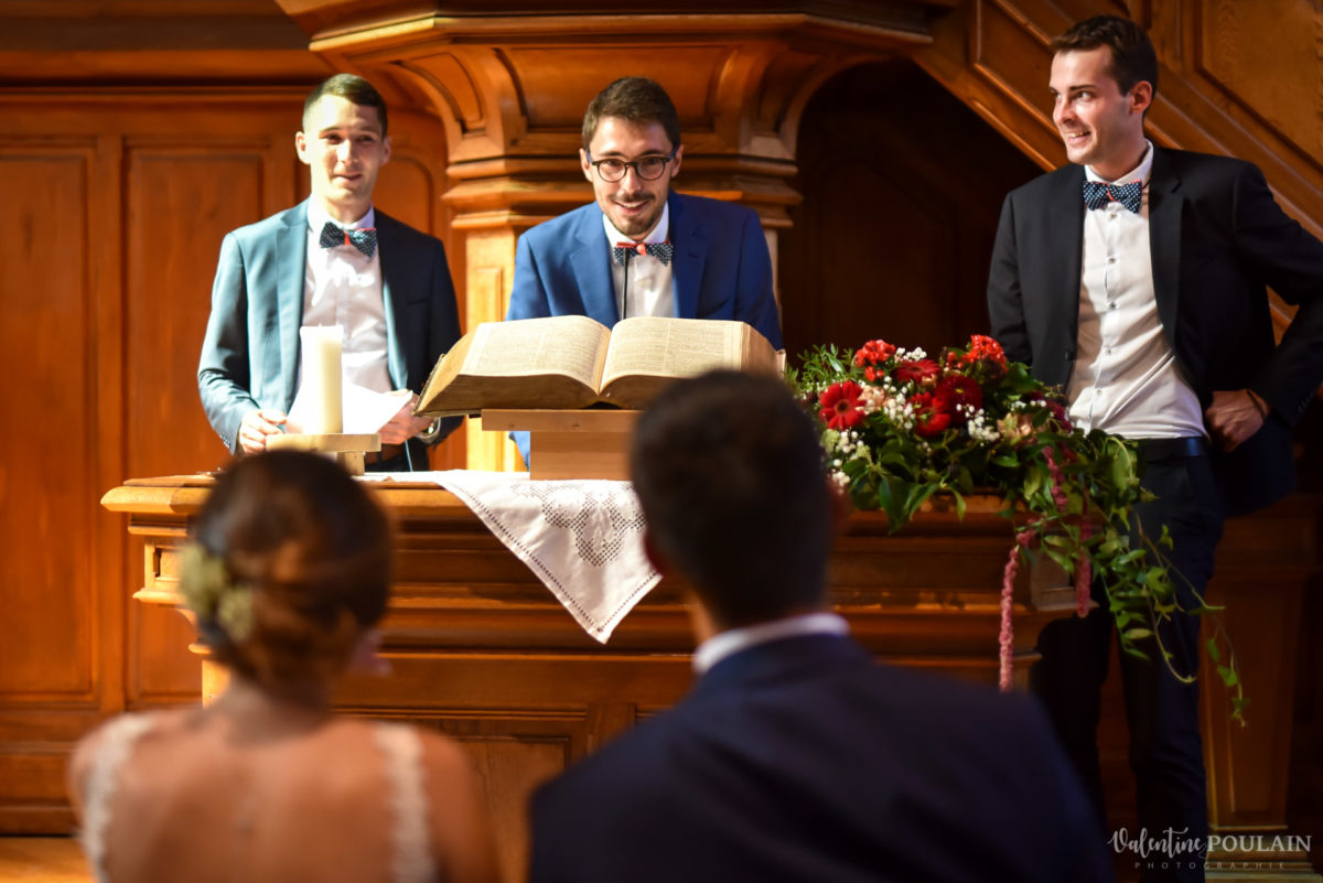 Mariage romantique Domaine Beaupré - Valentine Poulain surprises