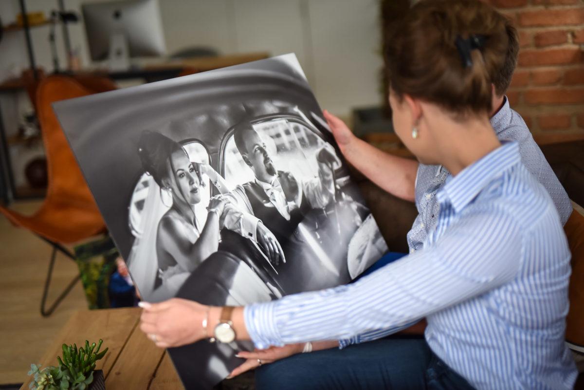 Réactions tirage photo - Valentine Poulain