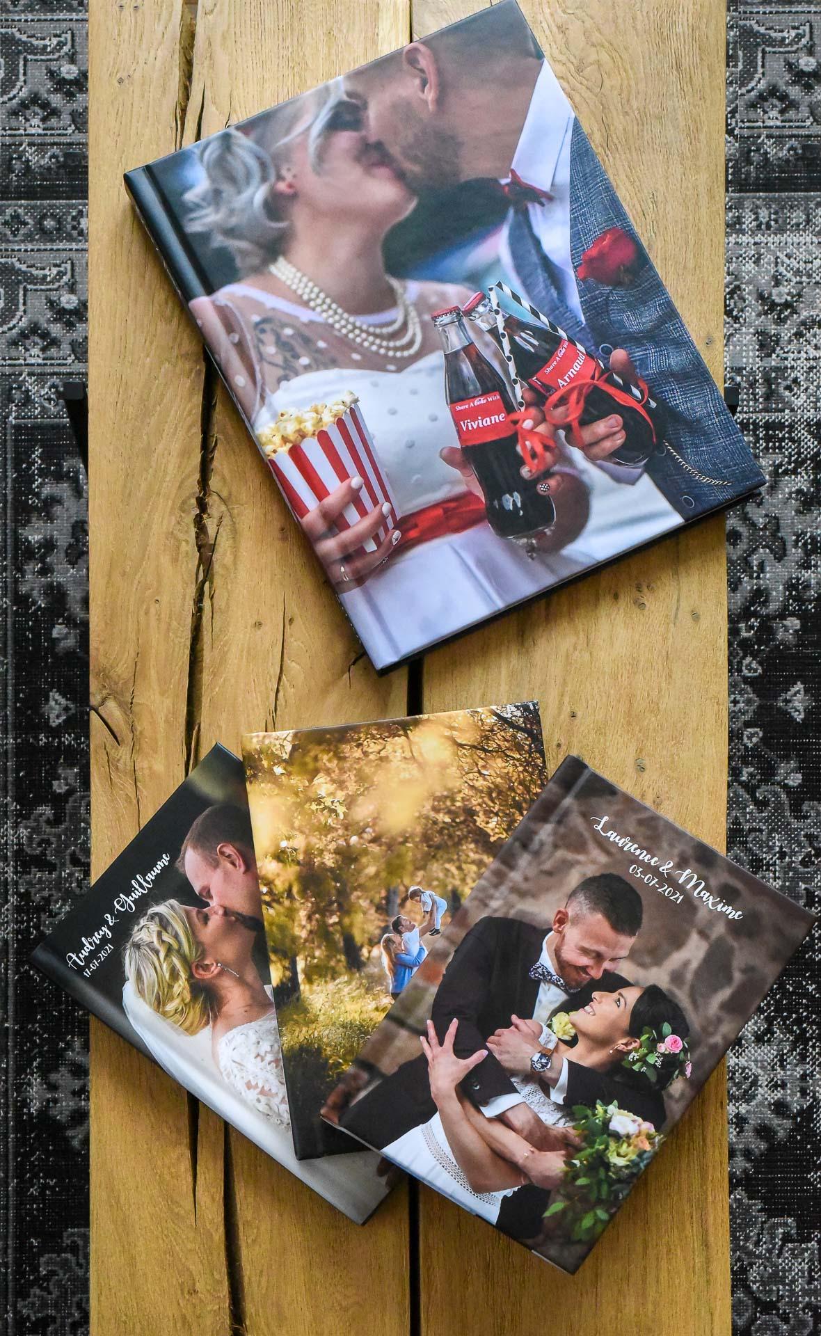 albums mariage - Valentine Poulain