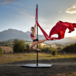 Image shooting sport Corse - Valentine Poulain