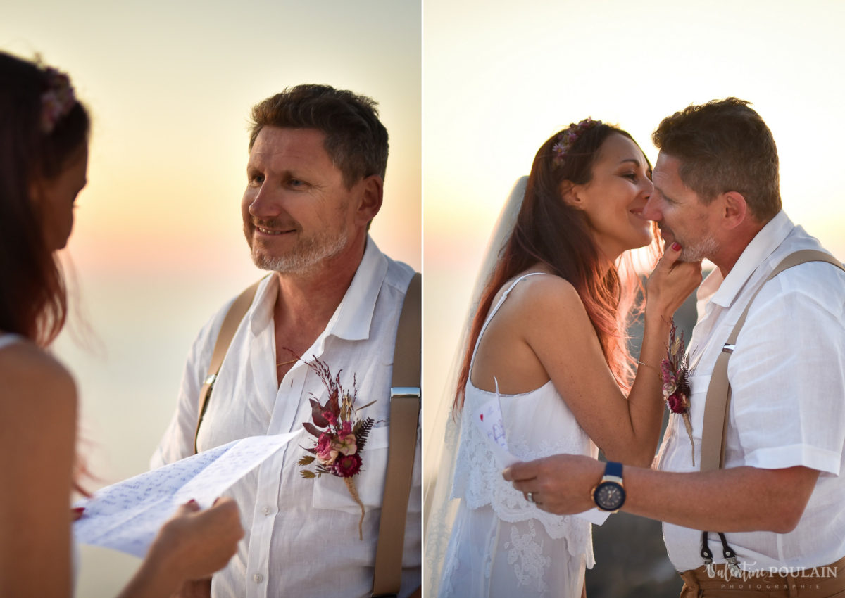 Shooting photo day after Santorin - Valentine Poulain attentif