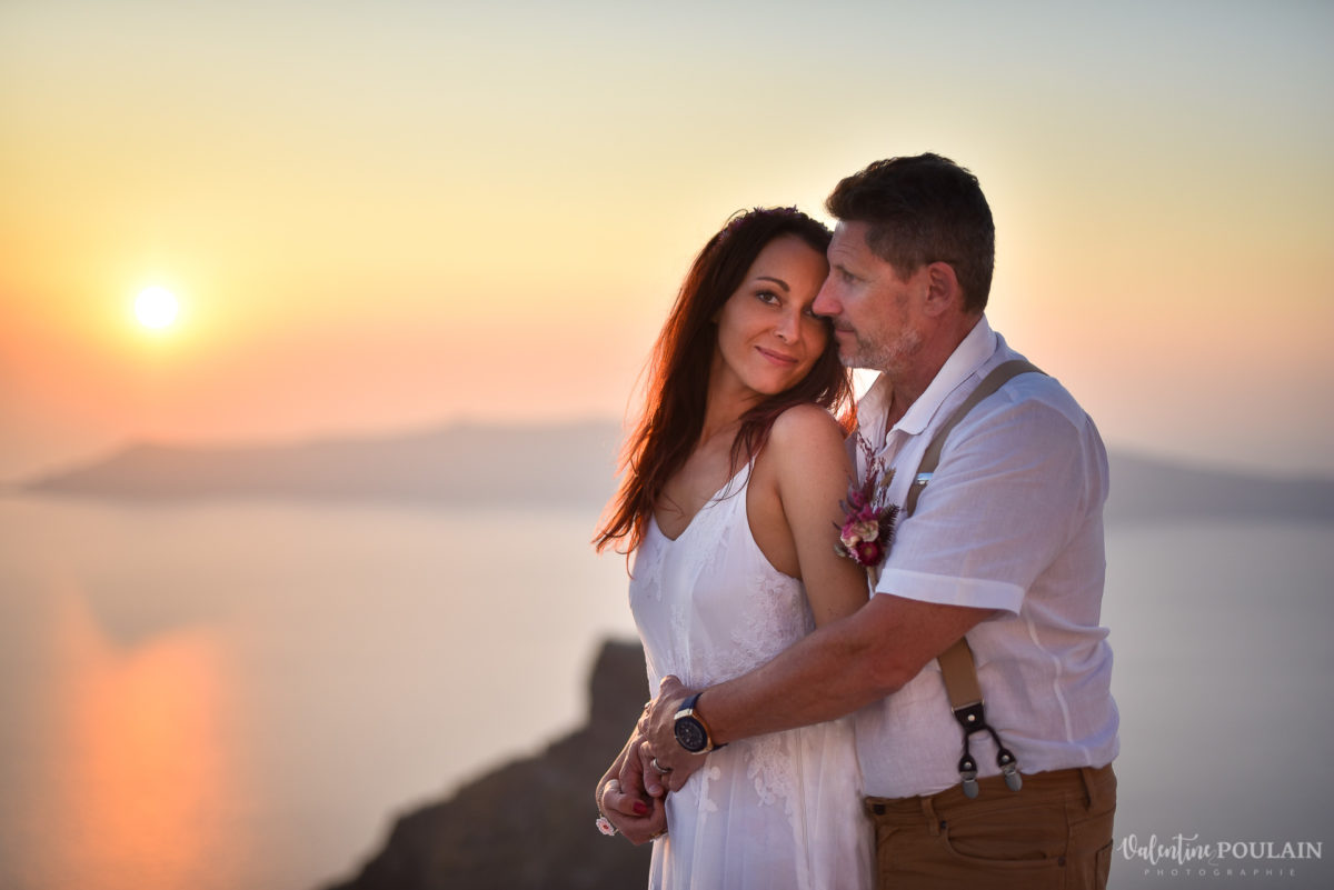 Shooting photo day after Santorin - Valentine Poulain calin