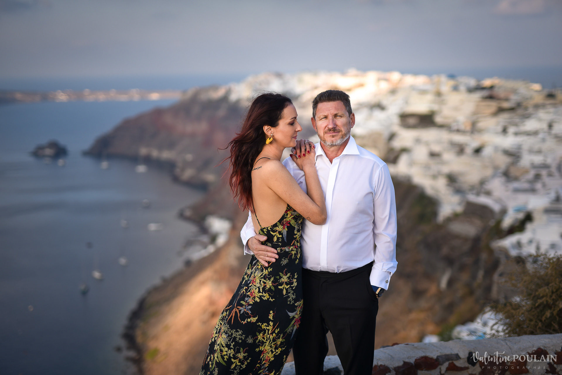 Shooting photo day after Santorin - Valentine Poulain calmes