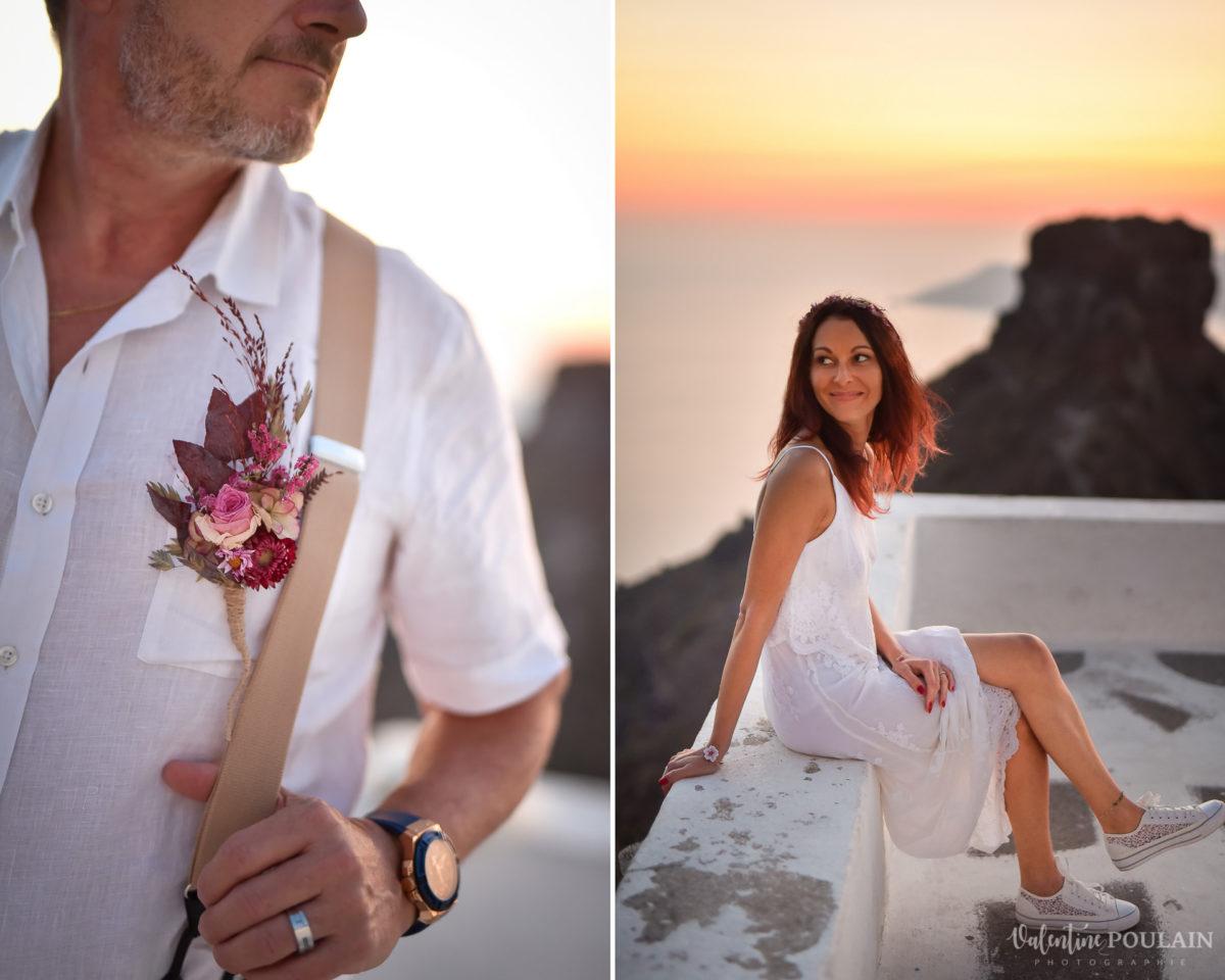 Shooting photo day after Santorin - Valentine Poulain détail