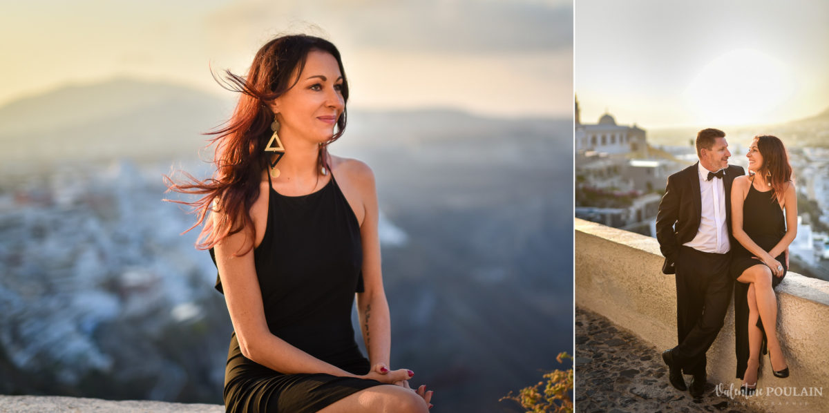 Shooting photo day after Santorin - Valentine Poulain eux