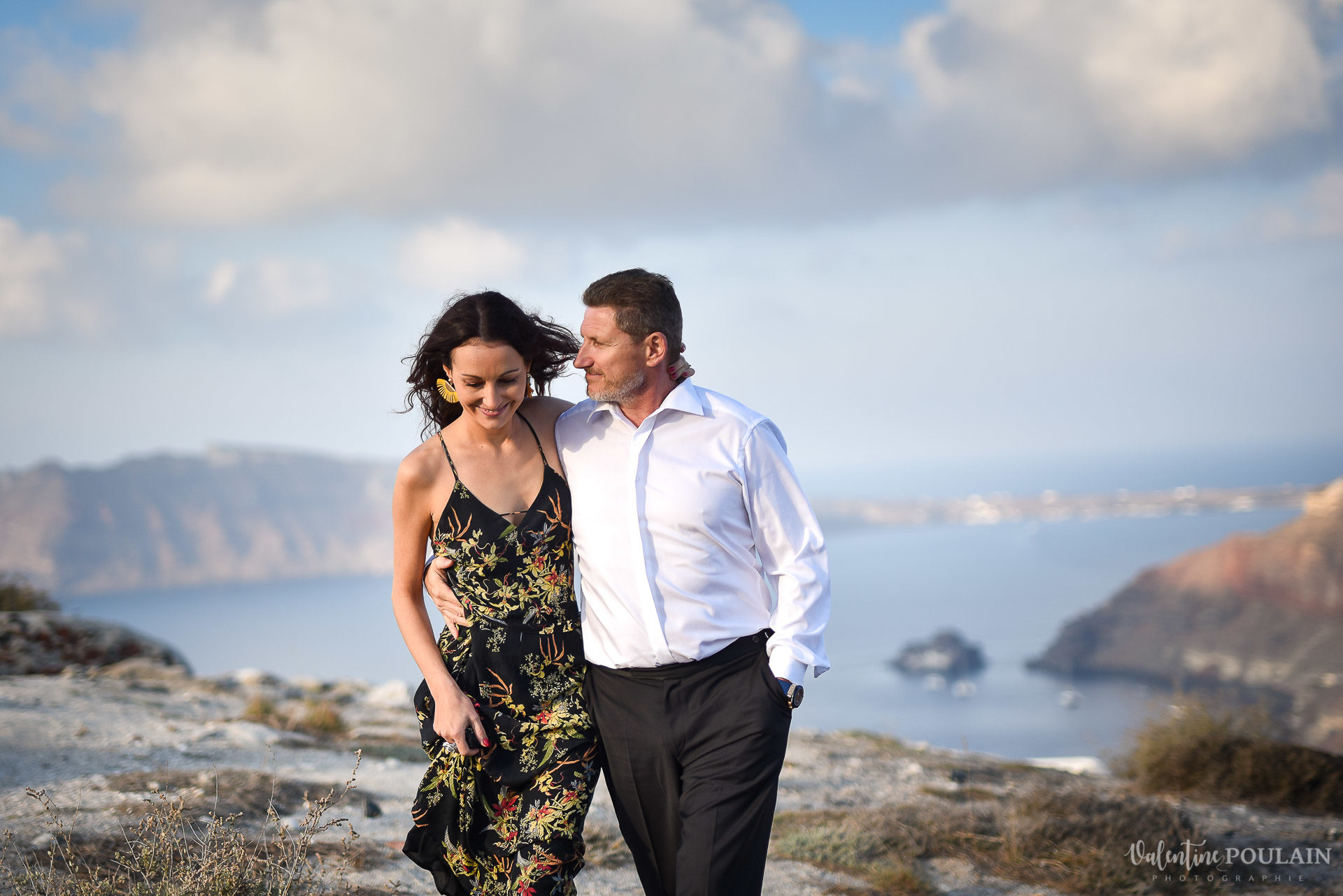 Shooting photo day after Santorin - Valentine Poulain marchent