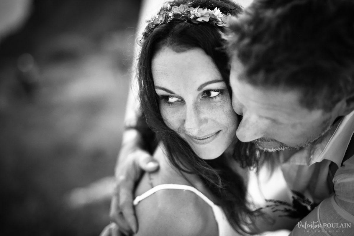Shooting photo day after Santorin - Valentine Poulain noir et blanc