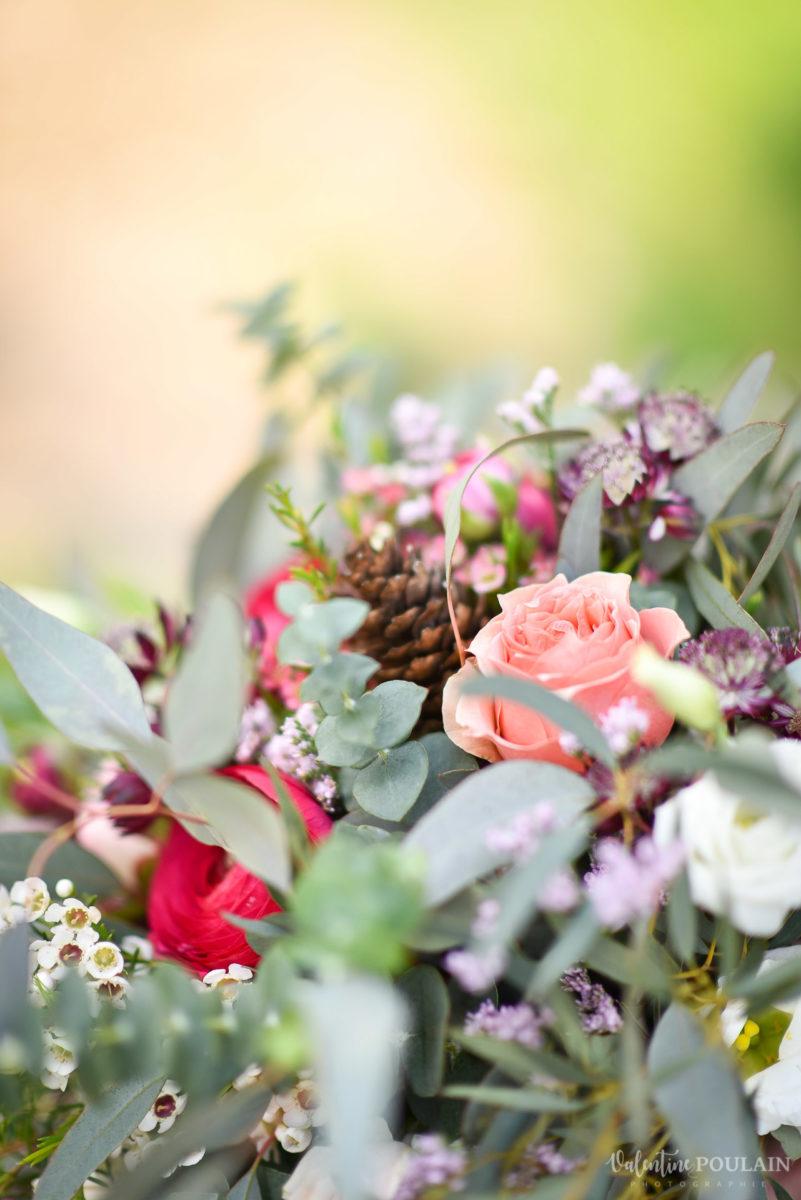 Inspirations bouquet mariage - Valentine Poulain