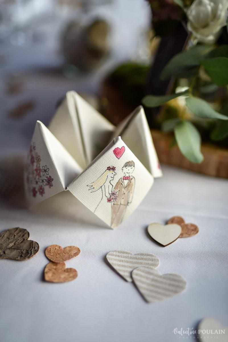 cocotte amoureux - Valentine Poulain