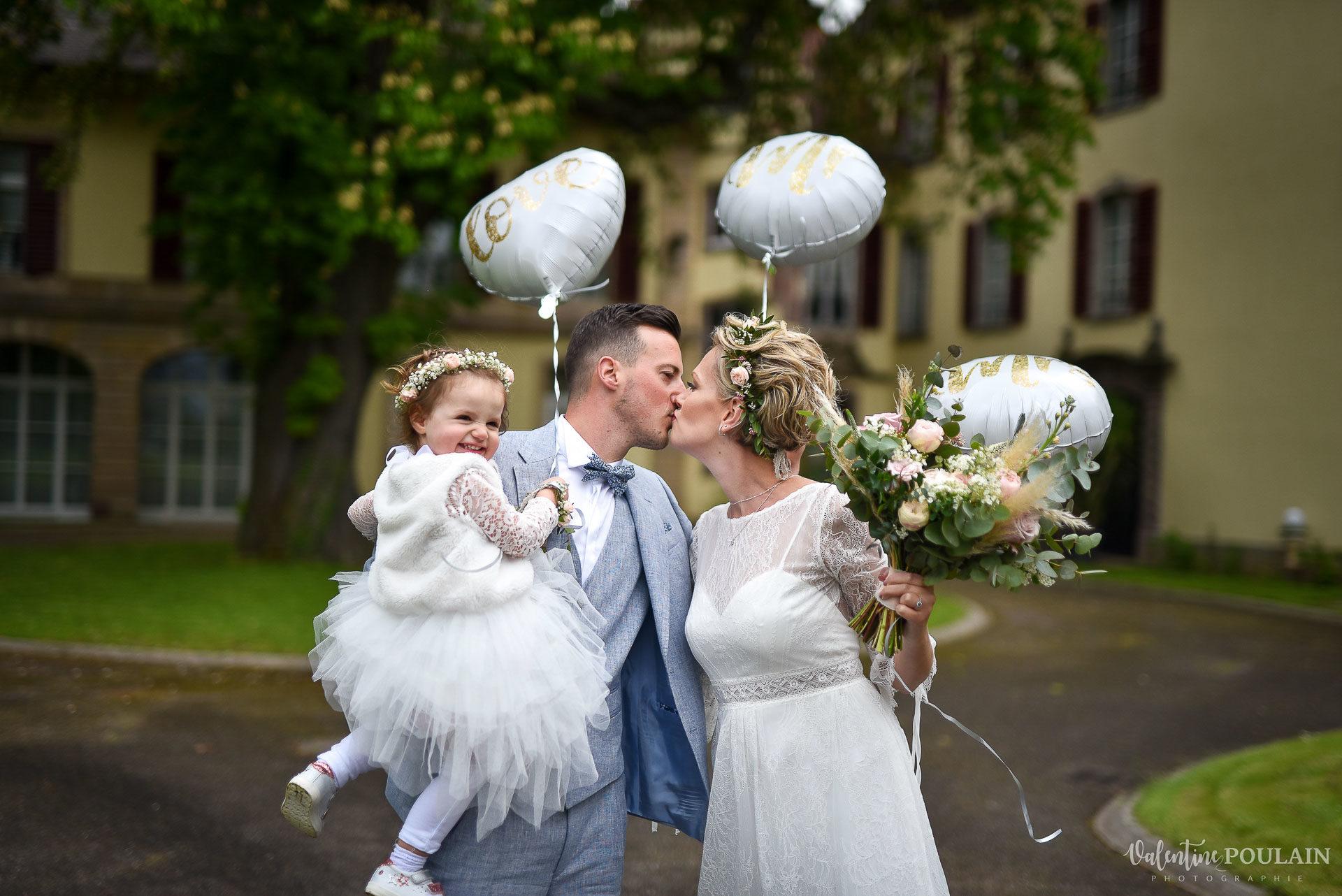 Mariage cité du train famille 3 - Valentine Poulain