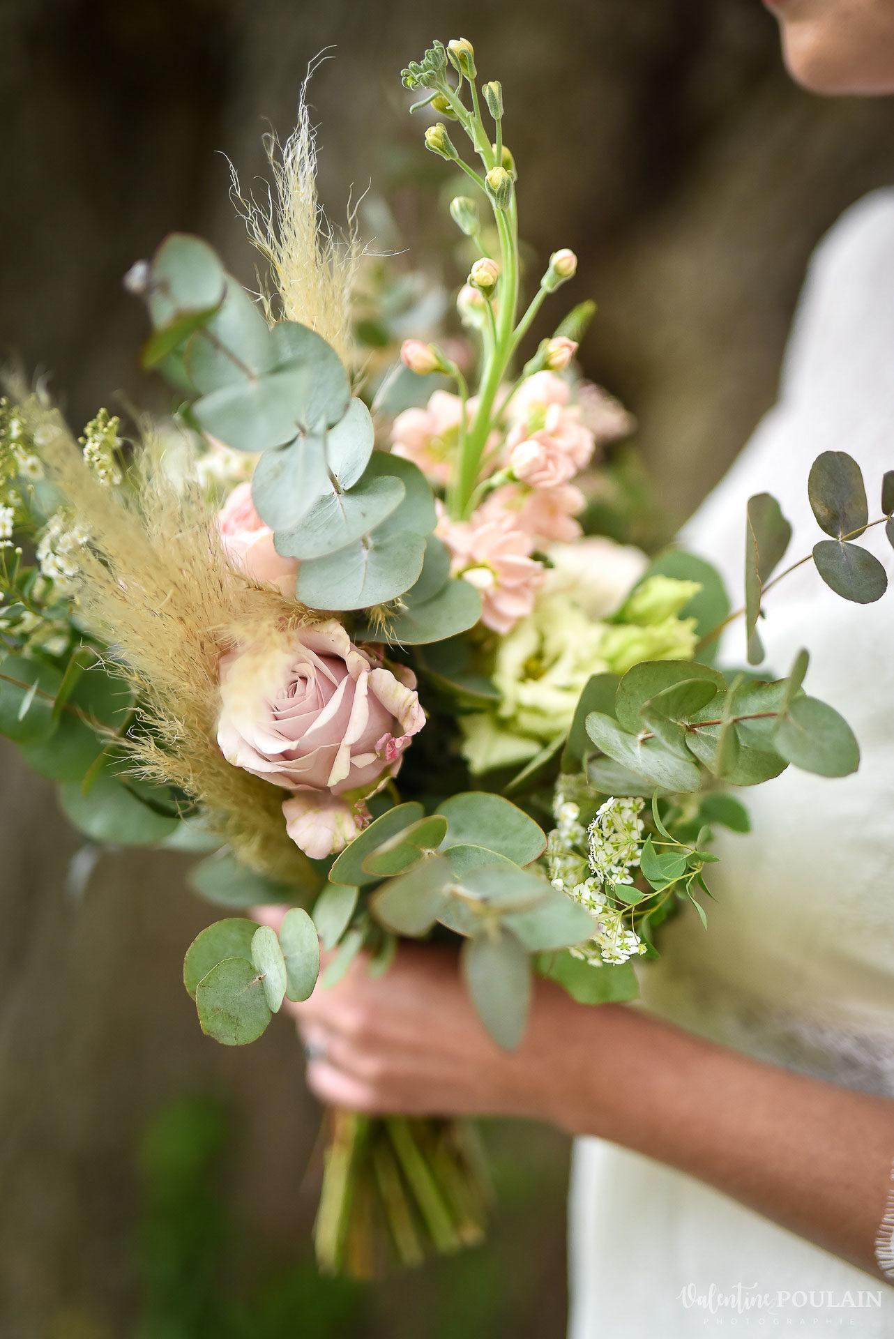 Mariage cité du train fleurs - Valentine Poulain