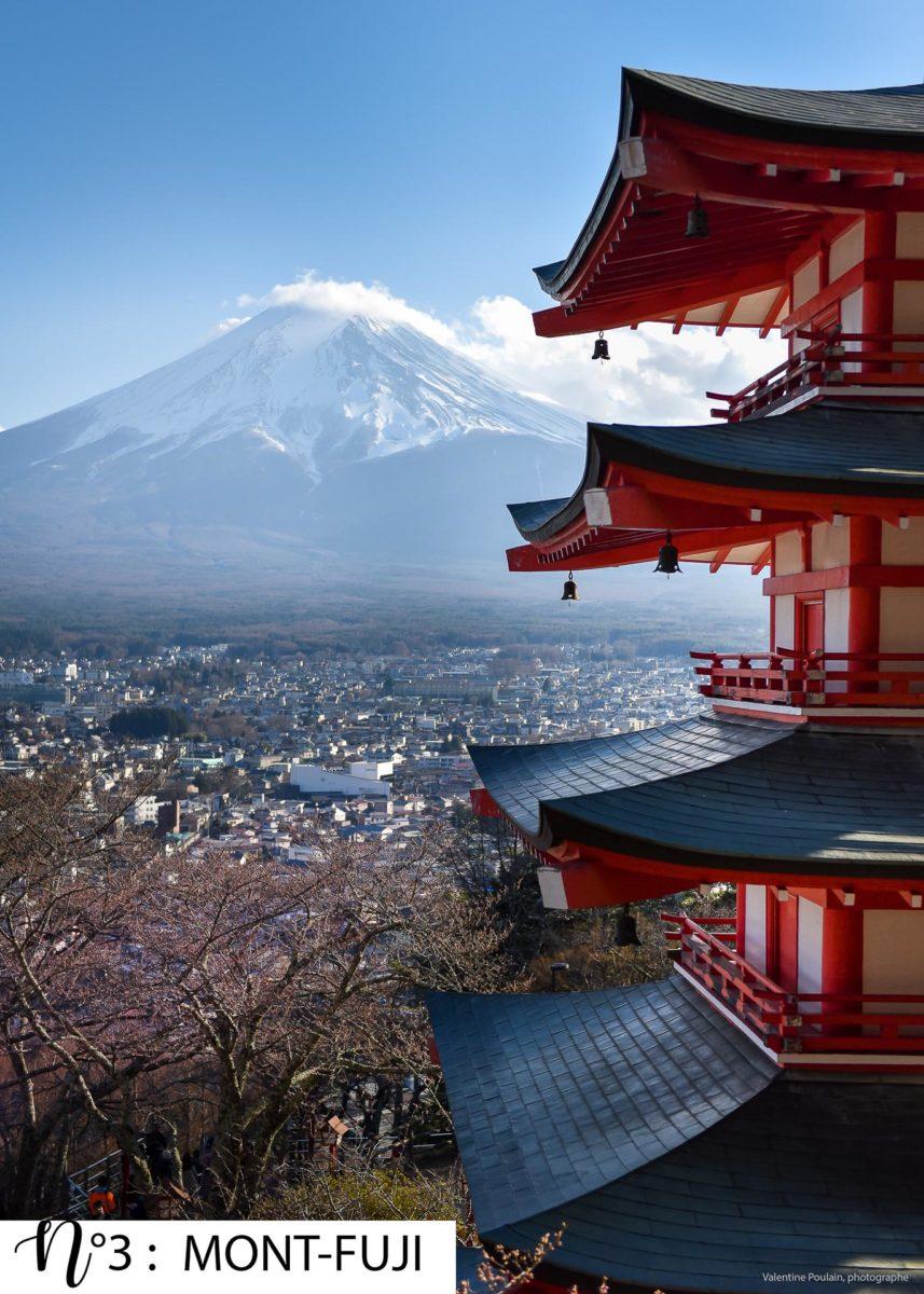 Mont-fuji JAPON - Valentine Poulain
