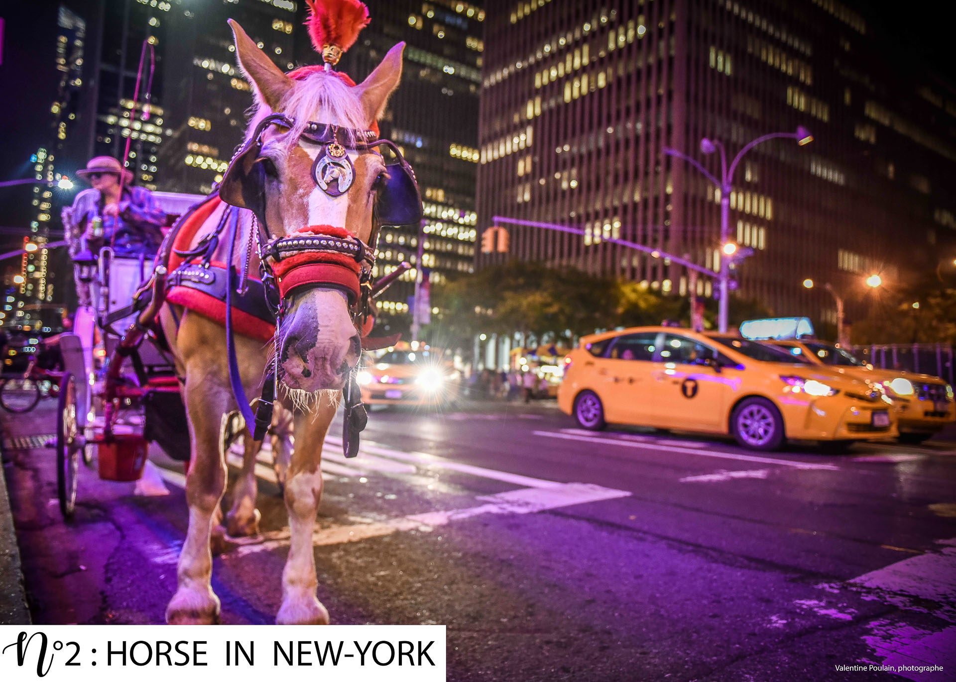 TIRAGE NYC -Valentine Poulain