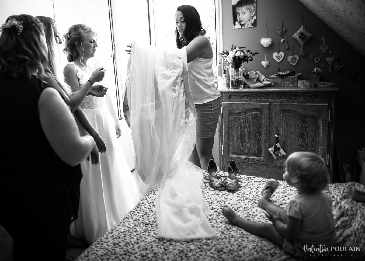 Mariage fun kermesse party - Valentine Poulain préparatifs