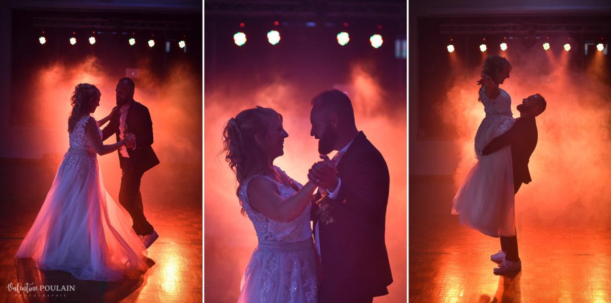 Mariage fun kermesse party - Valentine Poulain danser