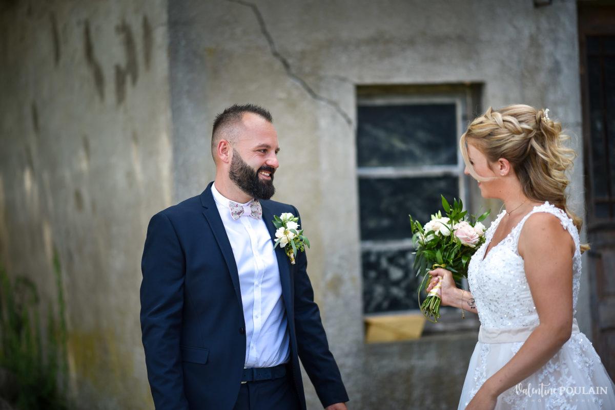 Mariage fun kermesse party - Valentine Poulain regard