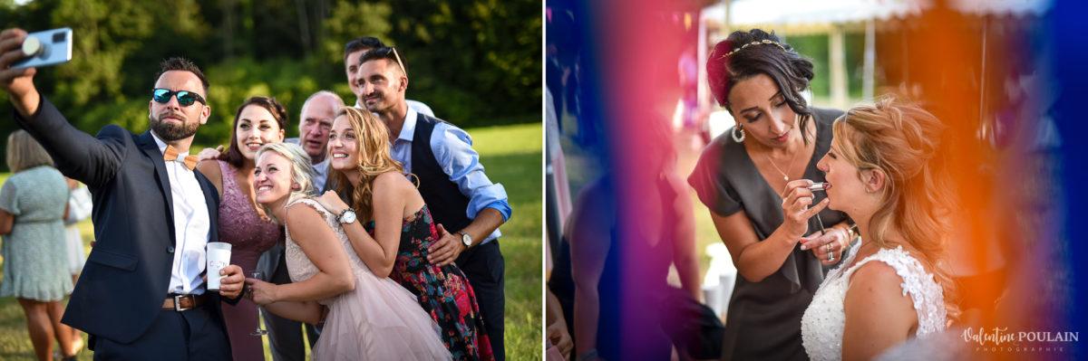 Mariage fun kermesse party - Valentine Poulain apéro