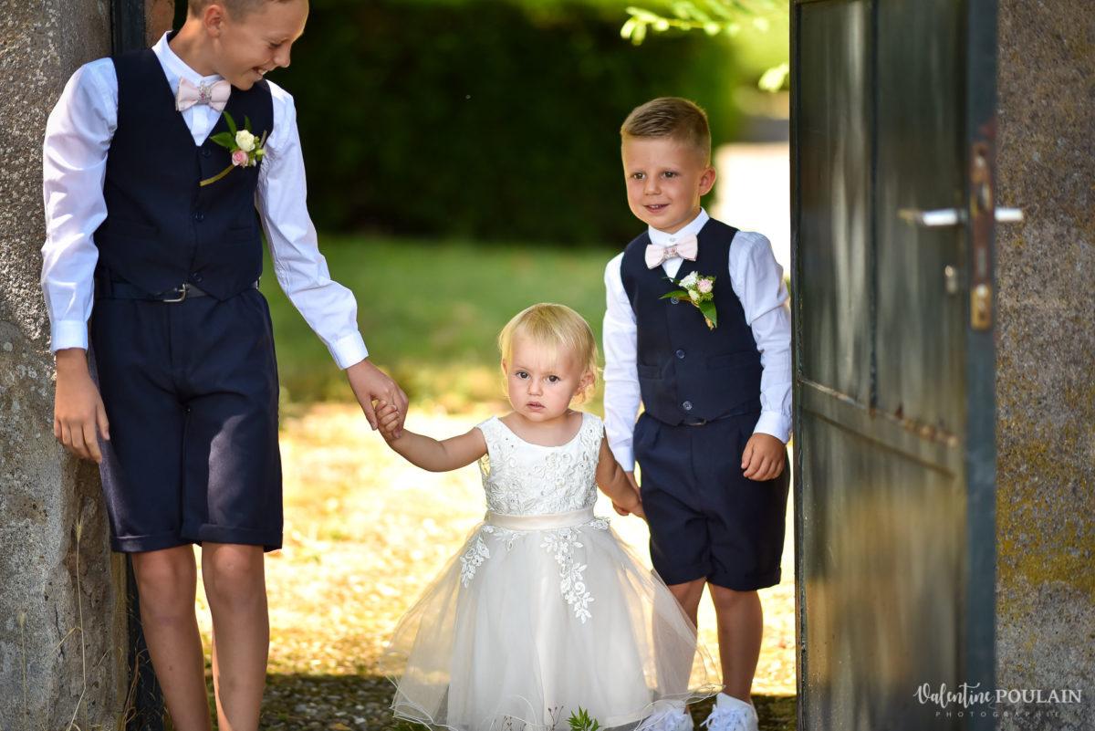 Mariage fun kermesse party - Valentine Poulain enfants