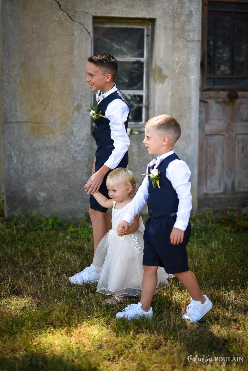 Mariage fun kermesse party - Valentine Poulain marcher