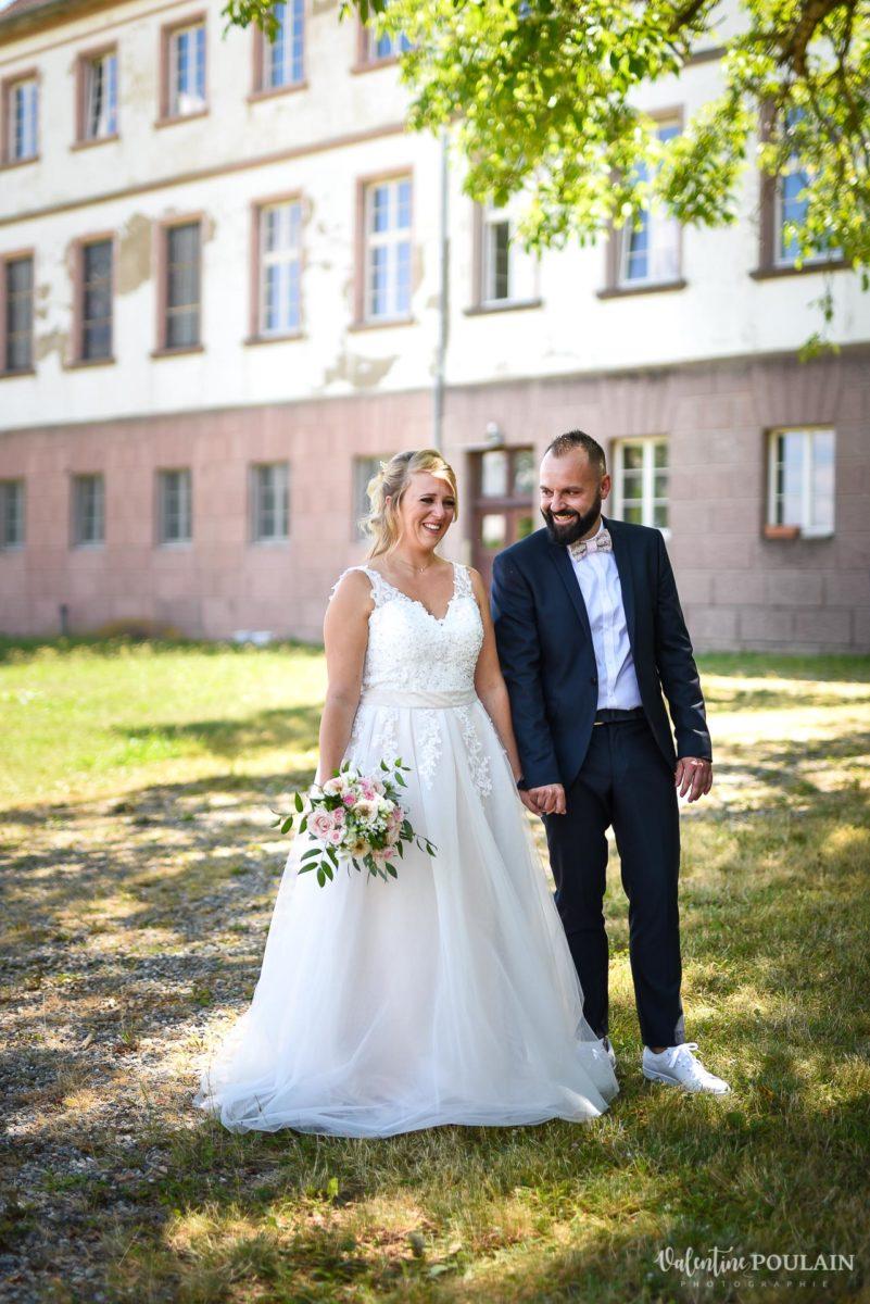 Mariage fun kermesse party - Valentine Poulain fierté