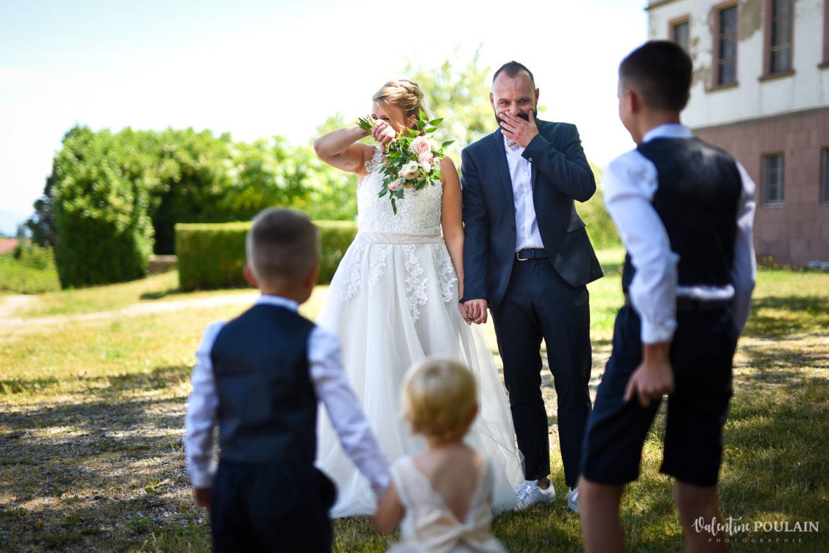 Mariage fun kermesse party - Valentine Poulain émus