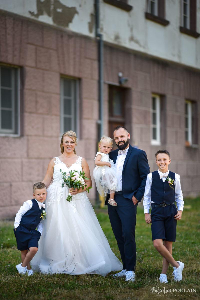Mariage fun kermesse party - Valentine Poulain famille