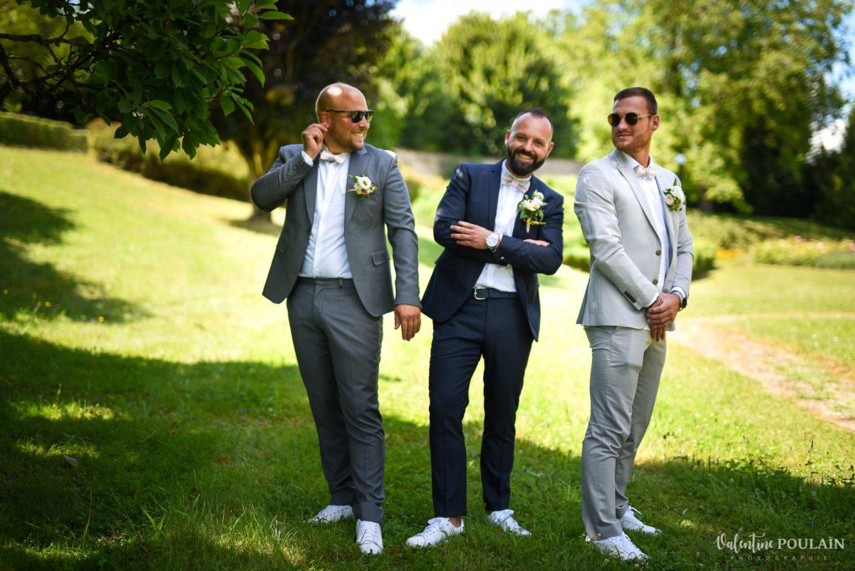 Mariage fun kermesse party - Valentine Poulain boys