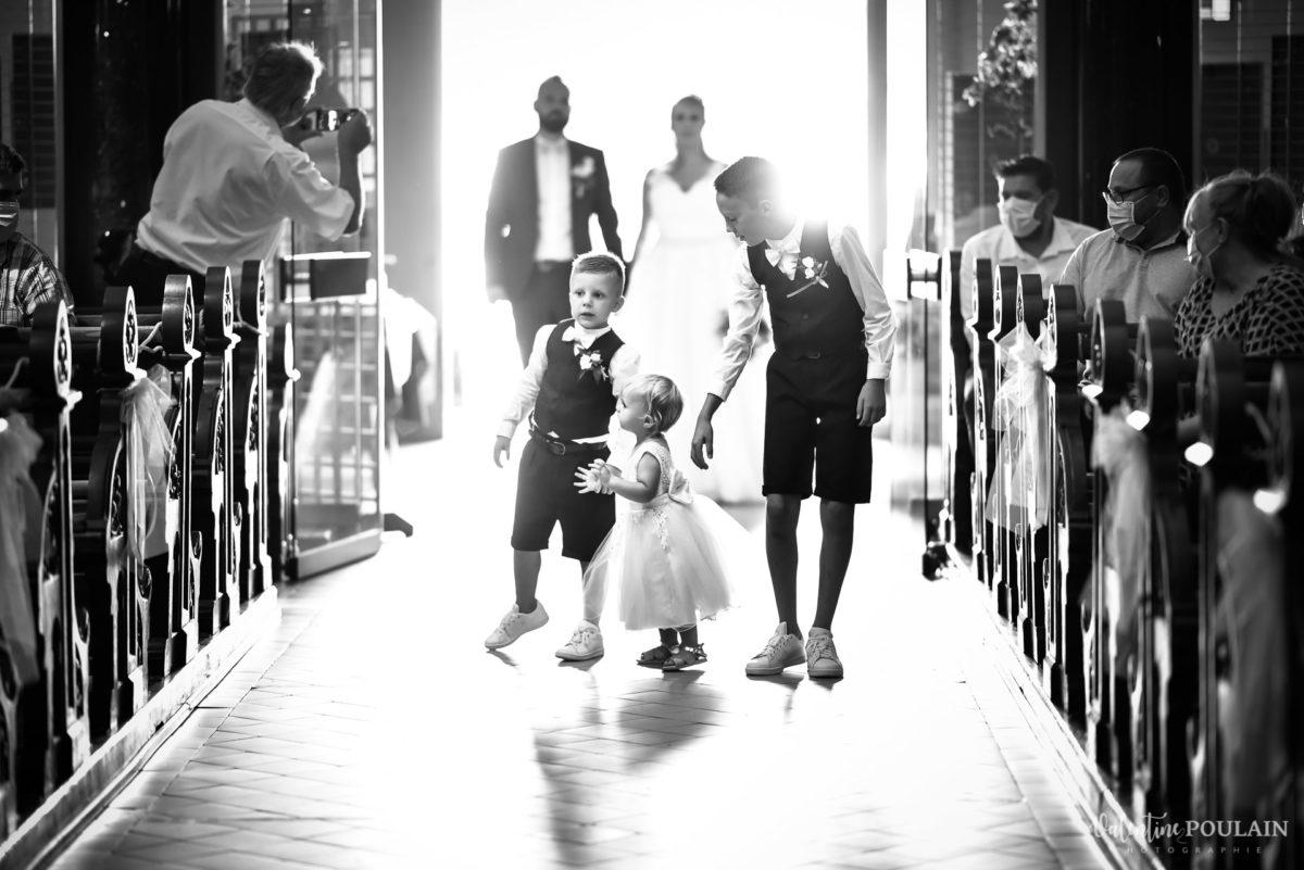 Mariage fun kermesse party - Valentine Poulain entrée