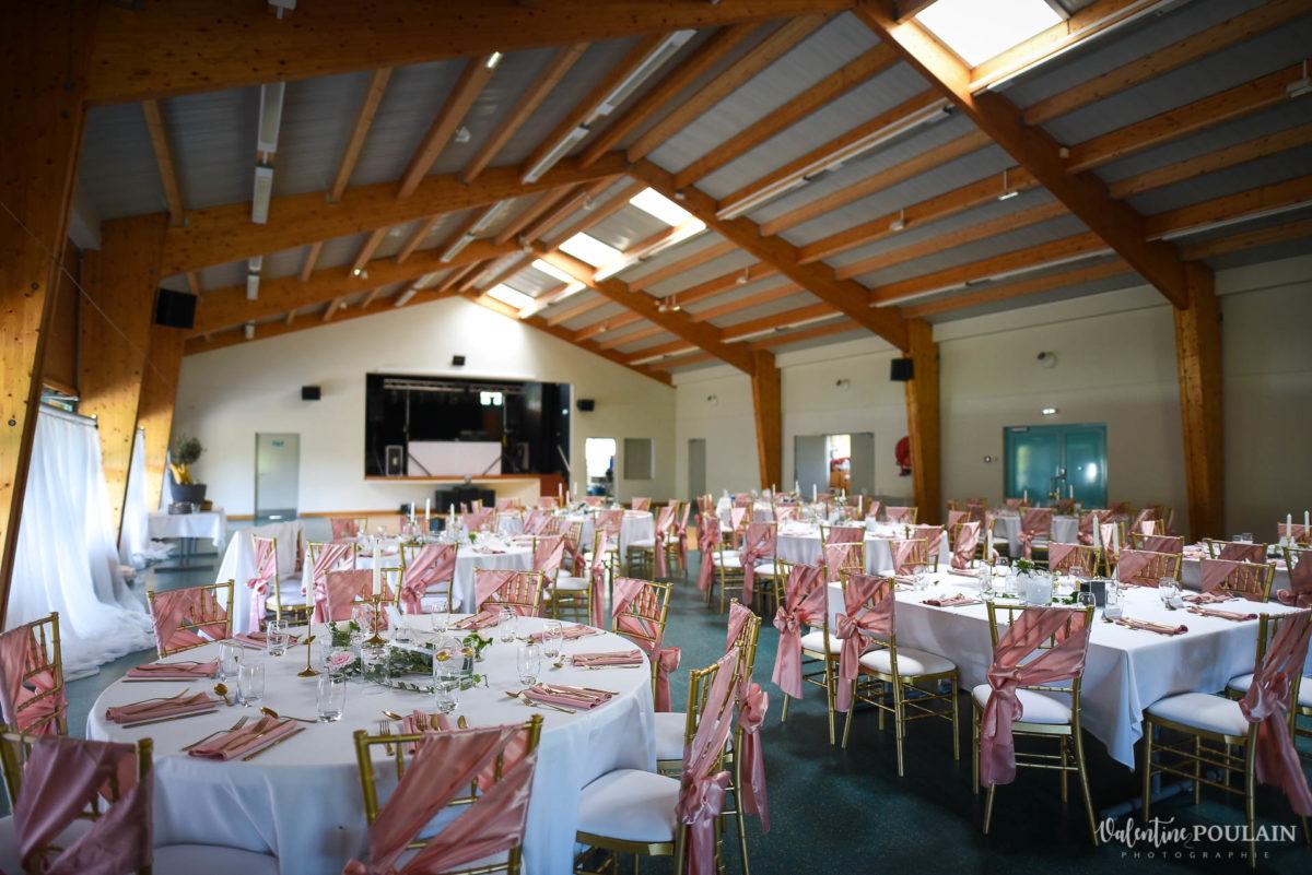 Mariage fun kermesse party - Valentine Poulain salle