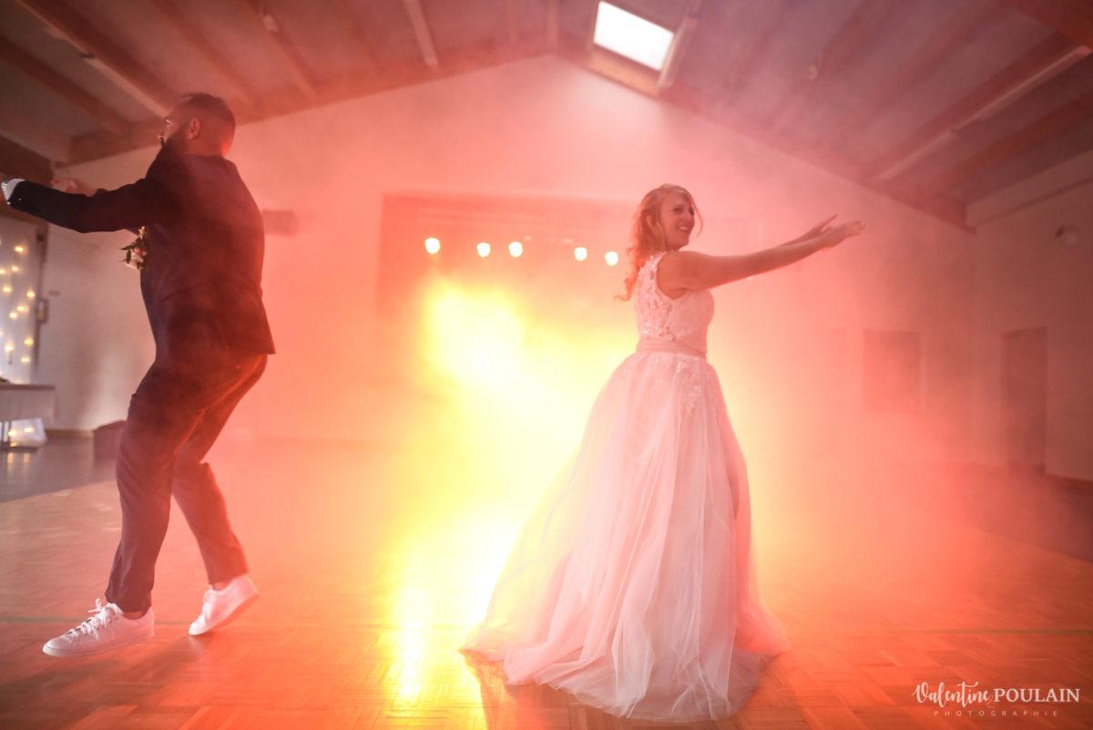 Mariage fun kermesse party - Valentine Poulain piste