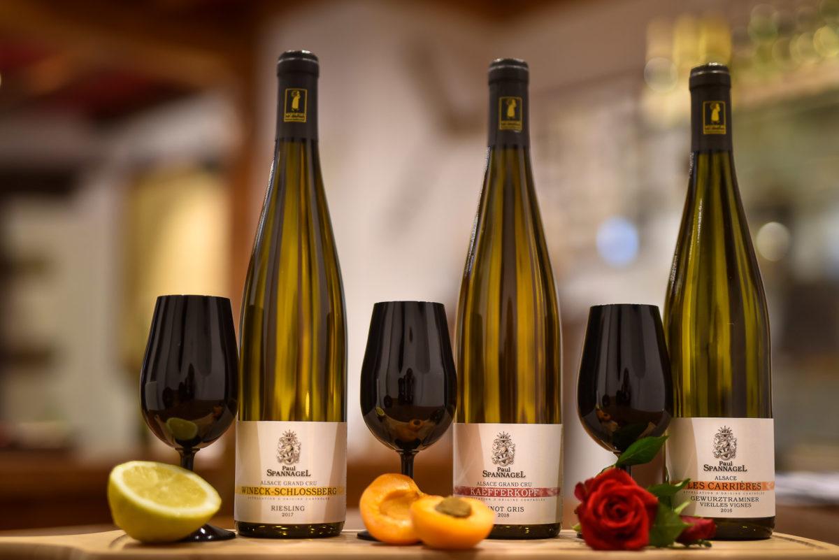 bouteille Photo corporate Domaine vigneron - Valentine Poulain