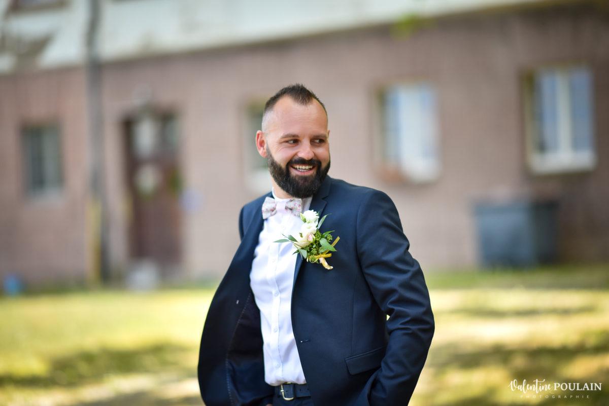 First look découverte mariage kermesse - Valentine Poulain